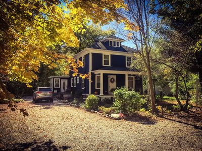 Photo for FALL SPECIALS - Beautiful Country Escape with Modern Amenities & Fire Pit!