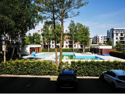 Photo for Holiday apartment Pool and gym