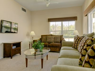 Photo for Spacious Townhome Near Disney - 3 Bedrooms, 3 Baths, 5 Star, 1,470 Sq. Ft.