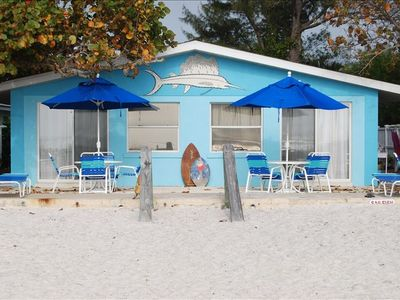 Beachfront vacationing at its best - the Sailfish Beach Resort