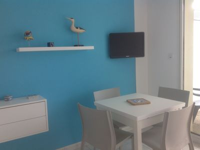 Photo for beachside apartment with terrace n /