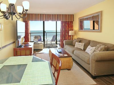 Photo for Tropical Paradise Retreat -Golden Mile of Myrtle Beach!
