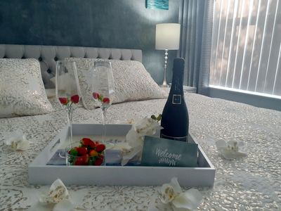 Relax King size bed