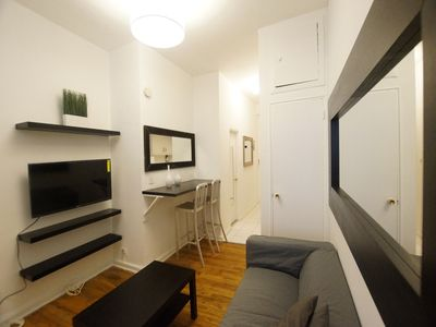 Photo for Apartment 296 m from the center of New York with Internet, Air conditioning (983340)
