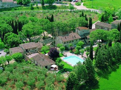 Photo for 1BR Apartment Vacation Rental in Colle Di Val D'elsa, Tuscany