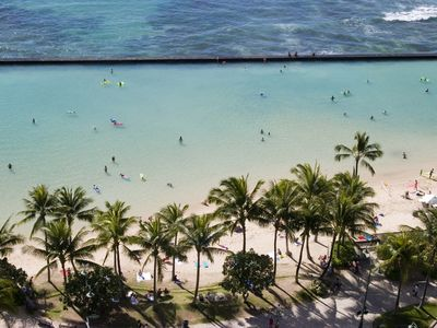 Photo for ~Waikiki~ $ BEST VALUE $ ~ 1 Bedrooms ~Fully Furn ~Blocks to Beach ~