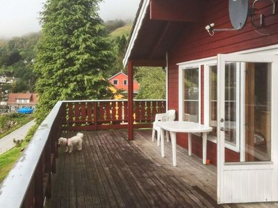 Photo for Vacation home Fjøsna in Etne - 8 persons, 2 bedrooms