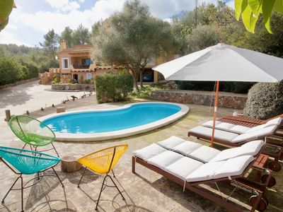 Photo for Spectacular house with POOL near Valldemossa