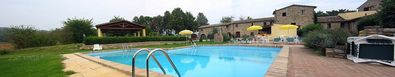 Photo for One bedroom Villa, sleeps 4 in Coldipozzo with Pool and WiFi