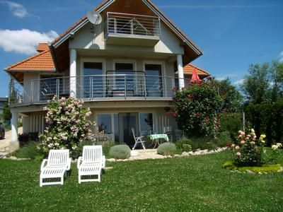 Photo for 1BR Apartment Vacation Rental in Cserszegtomaj, Balaton