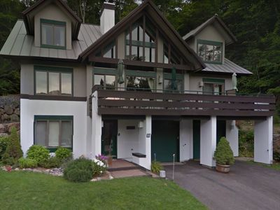 Large home across from Loon with 6 bedrooms & lots of space!