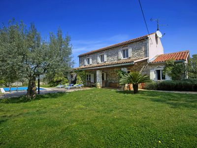 Photo for A Beautiful Renovated Old House, Surrounded By Olive Groves And Forests