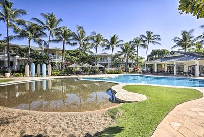 Escape to paradise and stay at this beautiful vacation rental condo in Kapolei.