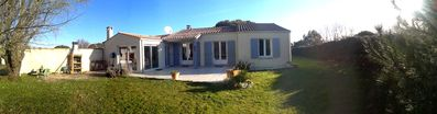 Photo for OLERON SEASIDE: HOUSE STUDIO ATTACHED 8 A 10 PERS