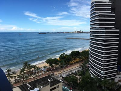 Photo for FLAT WITH SEA VIEW 1102 - MEIRELES
