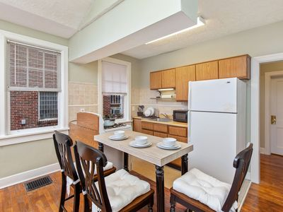 Photo for Nestled in the heart of Midtown less than 5 minutes from The Fox Theater, and Ponce City Market, thi