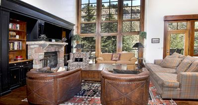 Large, Immaculate Beaver Creek Home on Golf Course, Five Minutes from Slopes