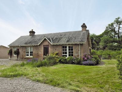 Photo for 4 bedroom property in Ballindalloch. Pet friendly.