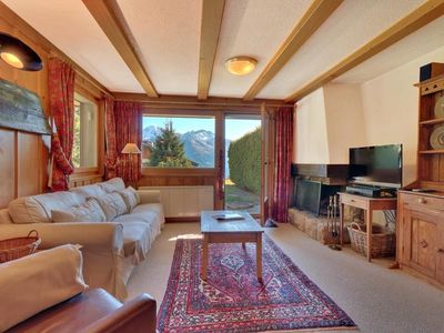 Photo for 3BR Apartment Vacation Rental in Verbier, Valais