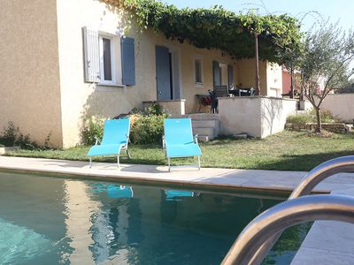 Photo for Tarascon VILLA CLOSE AVIGNON