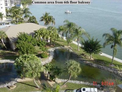 Photo for Ft Myers Beach, 2 BR/2 BA, Overlooks Bay & Golf Course