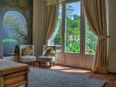 Photo for The Room @ Verdmont a romantic private room set in Unesco lands