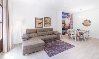 Photo for Bright and Modern Apartment Near the Beach