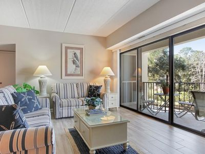Photo for Short walk to the Beach, 2 Bedroom Renovated Forest Beach Villas