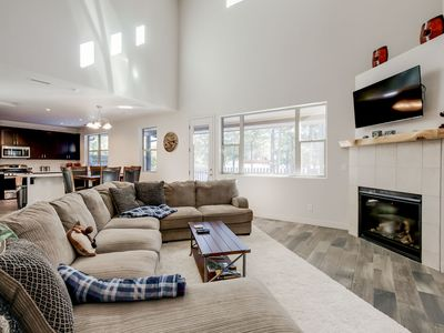 Photo for Warm Flagstaff Mountain Home- New Listing!