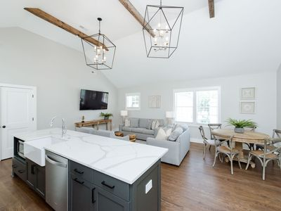 Photo for Guesthouse Charleston: Brand New Home/ Parking / 1 Block to Upper King St.