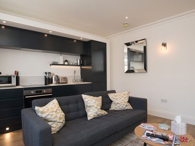 Photo for Brand New Two Bedroom, Two Bathroom Apartment, 3 minute walk to Westminster