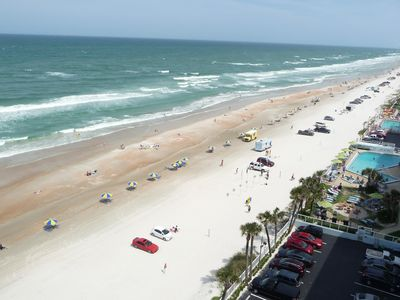 Photo for OCEANFRONT CONDO, Stunning Views - FREE HS Wi-Fi & 3 SMART TV's - Great Location