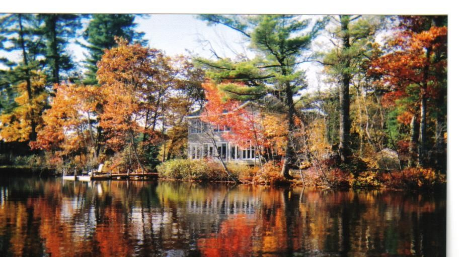 Beautiful Lakefront Home Bethel Maine Near Sunday River