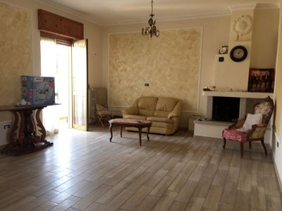 Photo for Gallipoli, spacious apartment in the central area, for rent