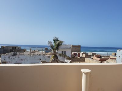 Photo for 2BR Apartment Vacation Rental in Yoff, Dakar