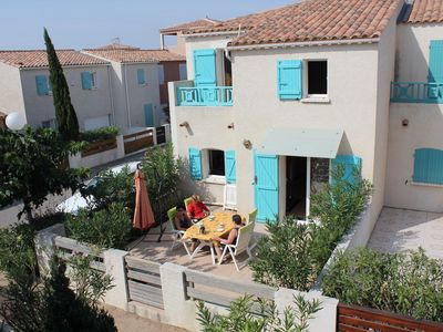 Photo for Comfortable holiday home just 150 m from the Mediterranean beaches