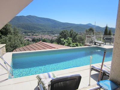 Photo for 2BR Apartment Vacation Rental in Saint-Zacharie, Provence-Alpes-Côte d'Azur