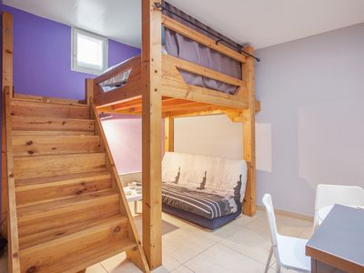 Photo for Charming studio in Grenoble Center, close to tramway - Welkeys