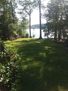 Photo for Amazing 4  Season,  Lakefront Home (Your Own Private Resort Experience!)