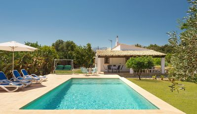 Photo for Pollenca Villa, Sleeps 4 with Pool and Air Con