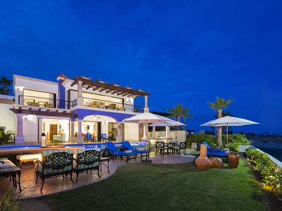 Photo for The Residences/Luxerious Private 4 BR Oceanfront Villa - Available Holidays