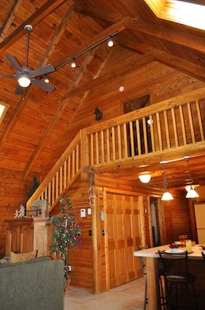 Home in the woods... nightly rate for double occupancy $140...7th night free