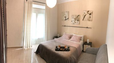 Photo for Very spacious and cozy 4 bedroom apartment in the center of Malaga