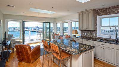Photo for Waterfront Penthouse with beautiful views central location & two parking spaces