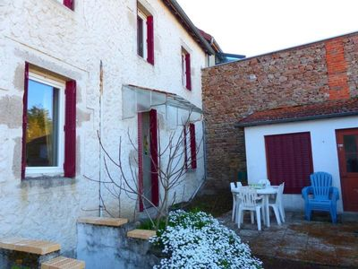 Photo for Gite Arfeuilles, 3 bedrooms, 6 persons
