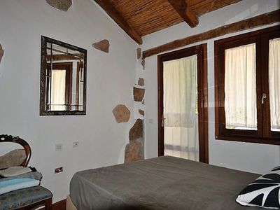 Photo for PORTA TAVERNA COMFORTABLE VILLA 400 METERS FROM THE BEACH