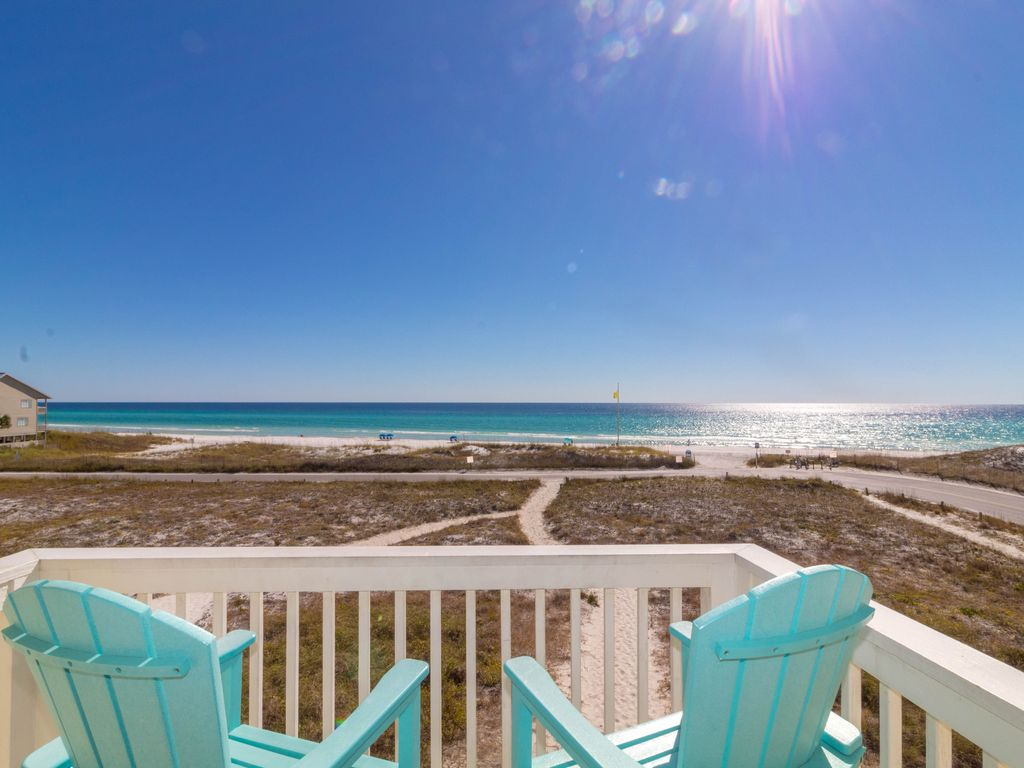 Gulf Front Seagrove Beach Fl Vacation Al Pinterest Perfect 2br 2 5ba