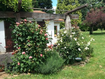 Photo for Le Petite Chatelars is a delightful and well equipped single storey cottage.
