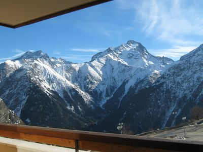 Photo for Apartment 5 people Les 2 Alpes