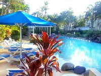 Lovely place, just perfect for what we wanted, close for a walk to the ocean, with a perfect pool &